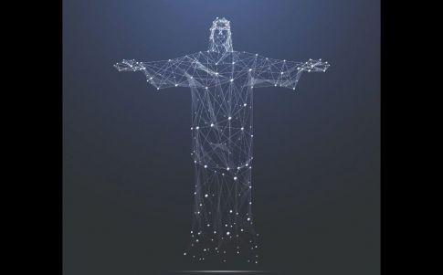 Crean un nuevo Jesucristo con Inteligencia artificial