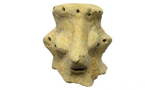 Este es el rostro  más antiguo de Yahvé
