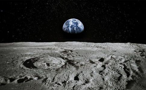 Descubren un «objeto misterioso» en la Luna