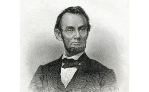 El fantasma de Abraham Lincoln se aparece en la Casa Blanca