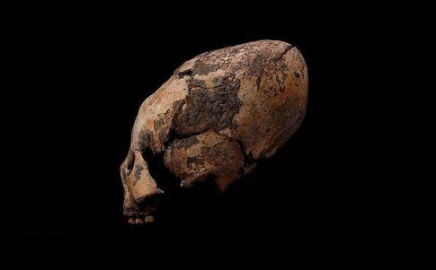 Hallan 25 cráneos alargados en China de 12.000 años de antigüedad