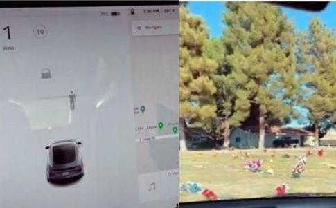 Esta es la presencia detectada por el radar 4D del Tesla: ¿un fantasma?