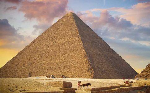 Inesperado hallazgo en la Gran Pirámide