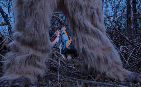 ¿Nuevo avistamiento del Bigfoot?