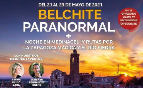 Belchite paranormal y ruta por otros lugares mágicos de Soria y Aragón