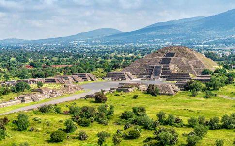 """Teotihuacán: la misteriosa """"ciudad de los dioses"""""""