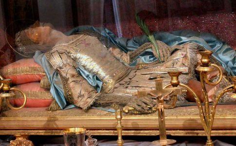 La momia maldita... y olvidada (Foto: Toni Granada)