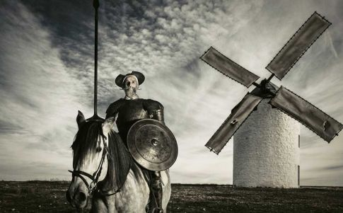 Misterios del Quijote (I): Campo de Criptana: tierra de gigantes