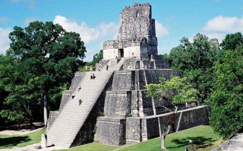 El día que Teotihuacán conquistó Tikal