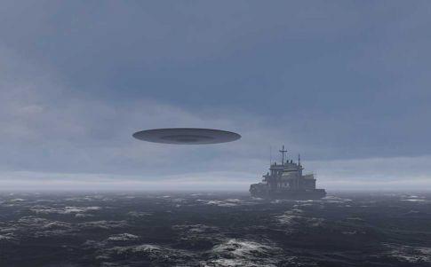 Filtran un nuevo vídeo de OVNIs de la US Navy