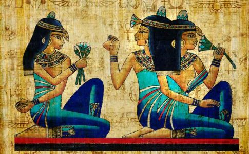 Drogas en el Antiguo Egipto