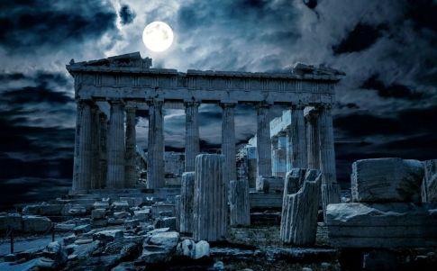 Zombis en la antigua Grecia