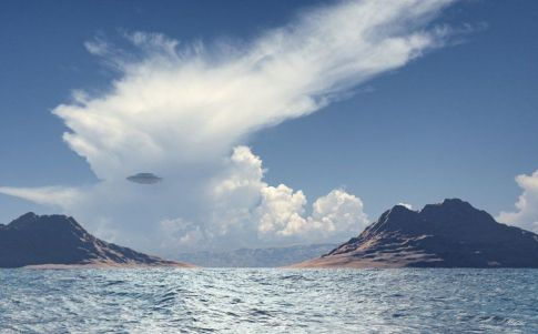 Ovnis bajo las aguas: ¿contacto en el mar?