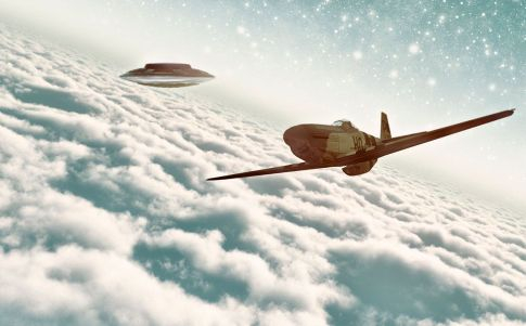 El primer avistamiento OVNI: ¿qué vio Kenneth Arnold? (I)