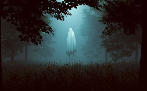 Mujer fotografía a un fantasma que pronunció su nombre