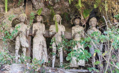 Toraja: la cultura de los muertos