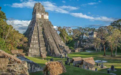 Tikal fue abandonada por el envenenamiento de sus líderes
