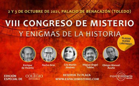 VIII Congreso de Misterio y Enigmas de la Historia