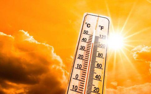 La temperatura del planeta no deja de subir