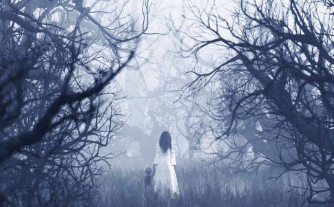 Logran fotografiar al fantasma de la Llorona en Texas