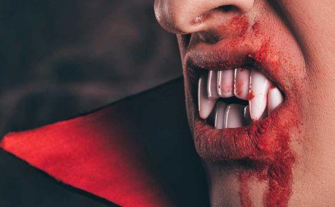 """""""He seguido la pista del vampirismo por todo el mundo durante décadas"""""""