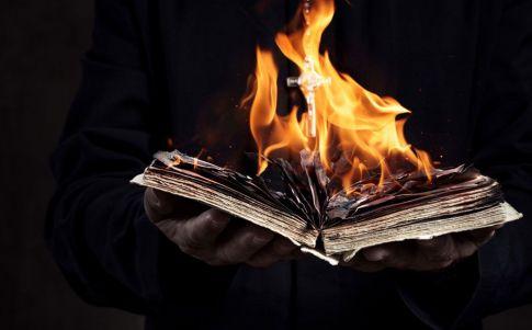 La biblioteca de los libros condenados