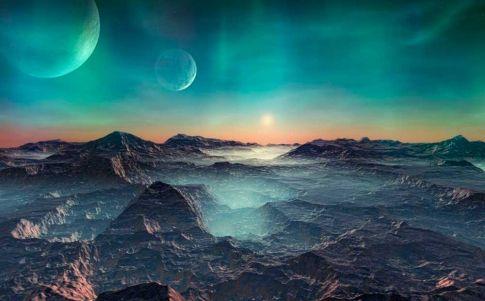 Astrónomos detectan un exoplaneta inusual