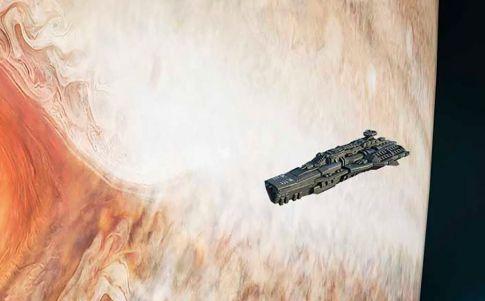 «Una nave extraterrestre cruzó el sistema solar»