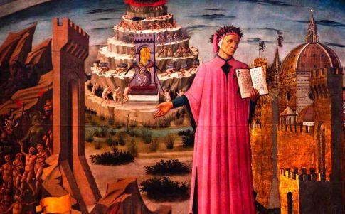 Dante: el poeta que viajó al infierno