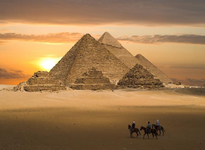 Egipto-Paraiso-Desierto