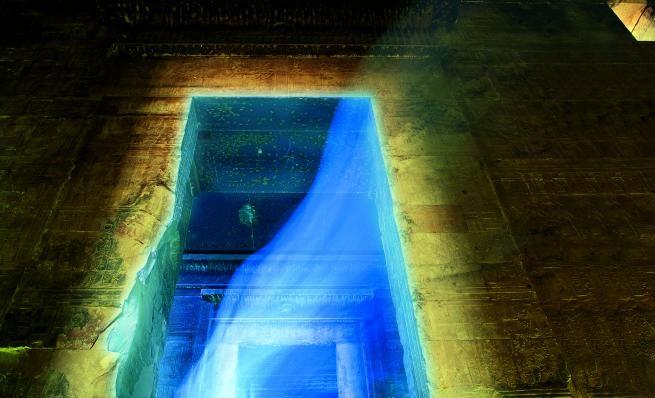azul egipcio alquimia