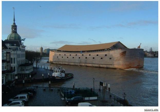 En los próximos 4 años Rusia preparará su arca de Noé
