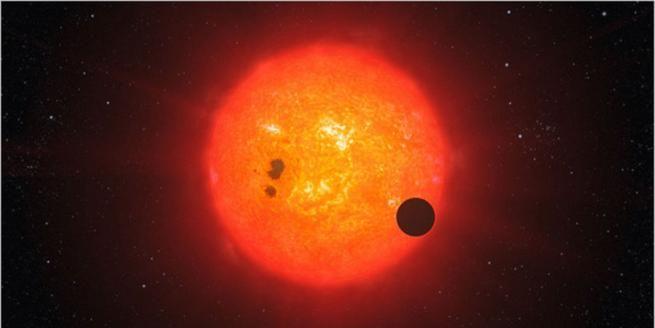 Las enanas rojas en el punto de mira del SETI