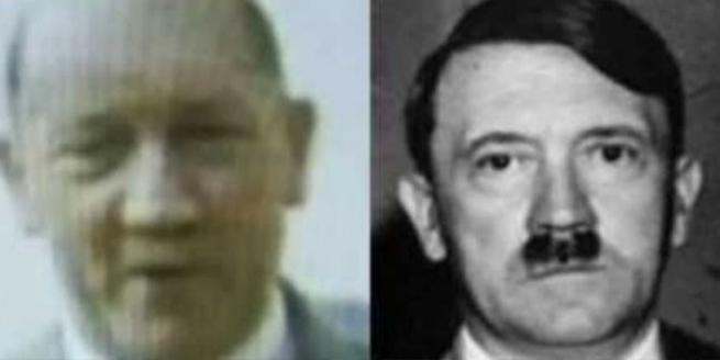 Este sería el aspecto de Hitler en Argentina