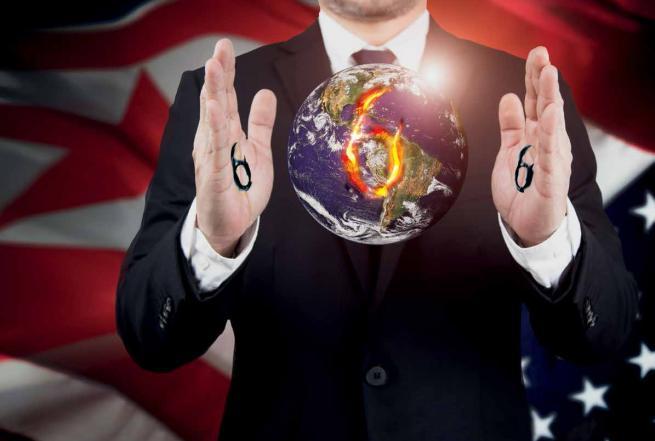 El nuevo orden mundial satánico