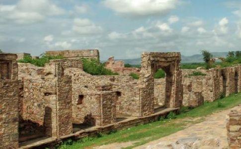 Las maldiciones de la ciudad de Bhangarh