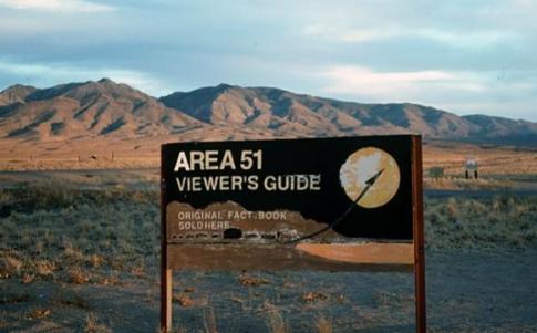 Área 51: el lugar más impenetrable del planeta