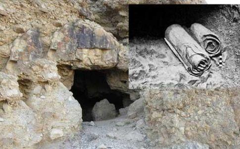 Descubren dos nuevos fragmentos de rollos del Mar Muerto