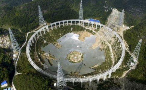 China procesará señales de vida extraterrestre a gran escala