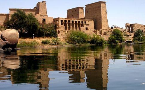 Templo de Isis en Philae