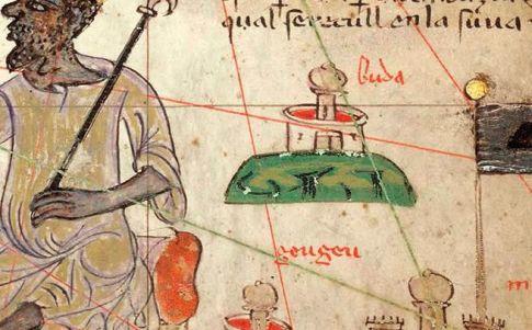 Atlas de cresques Mansa Munsa