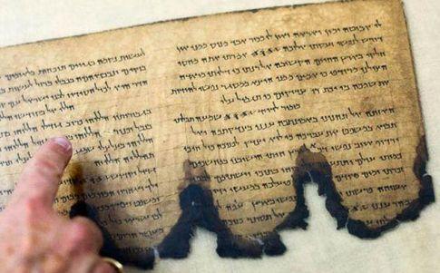 El Arca de Noé era piramidal según los rollos del Mar Muerto