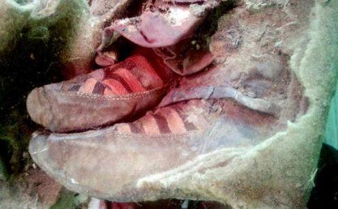 Las imágenes de la momia se han hecho virales en Internet