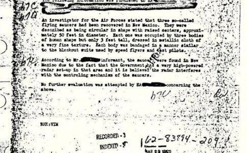 EL FBI se hace un auto UFOLeaks