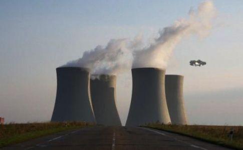 13 de las 19 centrales nucleares francesas han sido escenario de extraños vuelos no identificados