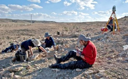 El yacimiento de Nahal Efe tiene 8 milenios de antigüedad