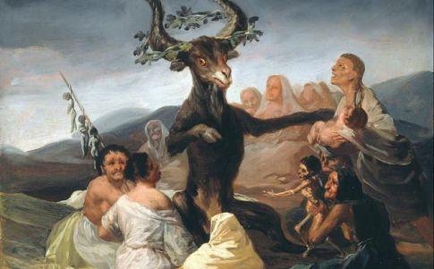 Aquelarres y paganismo en el calendario de las brujas