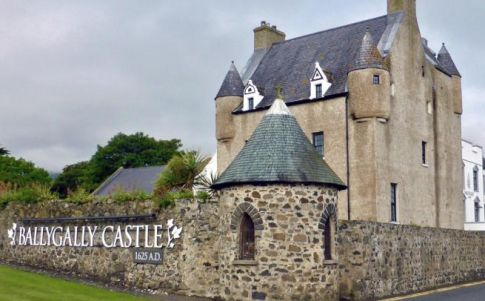 Ballygally Castle, el hotel maldito de Irlanda y su fantasma Isobel