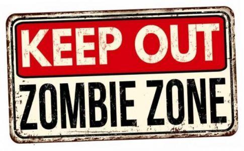 Alerta Zombi: la invasión de los no muertos