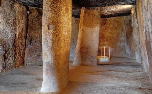 Dolmen de Menga (Antequera)